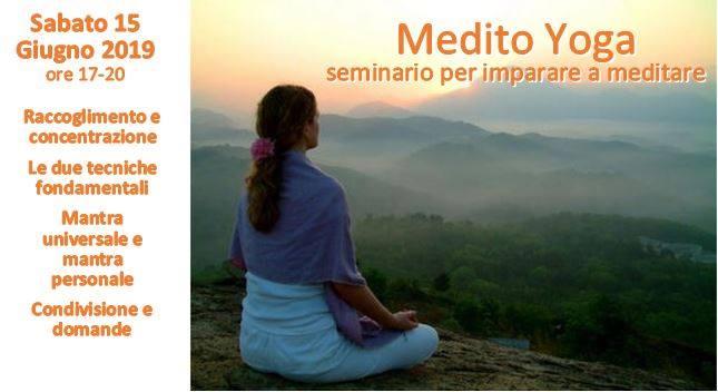 meditazione - yoga