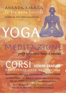 corsi yoga 2008