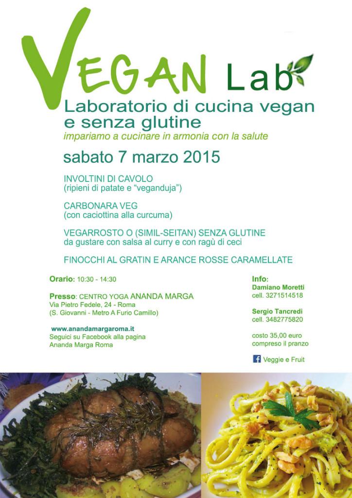 Vegan Lan – Laboratorio di Cucina Vegan e Senza Glutine
