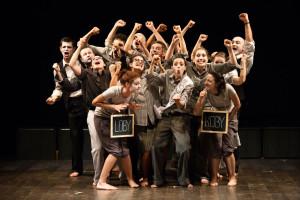 Teatro organico e Recitazione – Open Experience