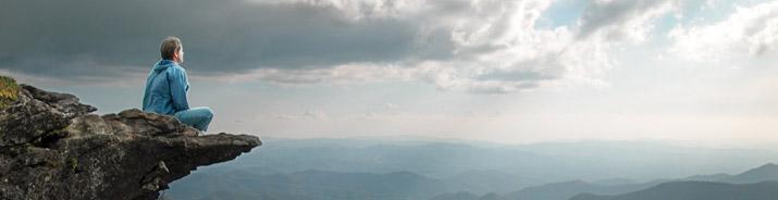 -meditazione sui  monti
